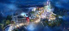 Disneyland Paris, Hong Kong Disneyland, Disneyland California, Disney Cruise Ships, Disney Vacations, Disney Parks, New Roller Coaster, Avengers, Walt Disney Imagineering