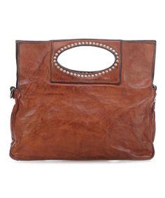 cf7f656f7 Campomaggi Ninfea Handbag leather cognac - C006320NDX0007-C1502 - Designer  Bags Shop - wardow.