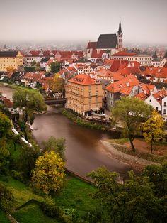 Český Krumlov, Pavol Kmeťo | Česká republika