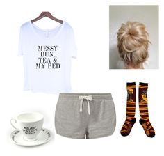 """""""Sounds awesome right now."""" by alwaysapotter-head ❤ liked on Polyvore"""