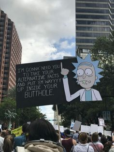 Rick and Morty funniest memes are hereby Swishtoday for your entertainment. You will like them more than any other funny stuff. Rick And Morty Quotes, Rick And Morty Poster, Ricky Y Morty, Rick Und Morty, Wubba Lubba, March For Science, Get Schwifty, Fan Art, Haha