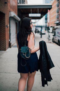 d91ddfaa21b0 Seen on Effortlessly with Roxy    Blank NYC Vegan Leather Jacket