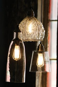 LOVE! I purchased this lighting fixture for over my dinning room table. Love the soft light the Edison style bulb creates. pendant lamp \ short glass shade   $79.00