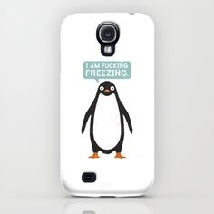 Buy Talking Penguin by David Olenick as a high quality iPhone & iPod Case. Worldwide shipping available at Society6.com. Just one of millions of products…