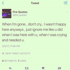 Don't even dare coming to my stupid funeral Leiden, Suicide Quotes, Fire Quotes, Depression Quotes, Sad Love Quotes, Twitter Quotes, Angeles, Queen Quotes, In My Feelings