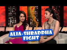 Alia Bhatt Fight With Shraddha Kapoor   Latest Bollywood Movies News 2016 - (More info on: http://LIFEWAYSVILLAGE.COM/movie/alia-bhatt-fight-with-shraddha-kapoor-latest-bollywood-movies-news-2016/)
