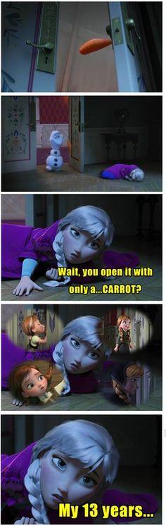 Frozen Humor