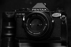 Pentax ME Super. Black.