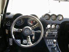 Datsun 260z. I like - http://extreme-modified.com/