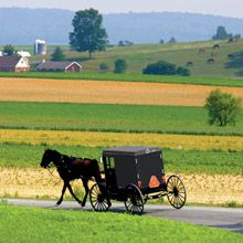 Amish Country in Ohio  So peaceful, serene... sometimes I wish I could live this simple