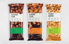 O12 Protein Bar on Packaging of the World - Creative Package Design Gallery
