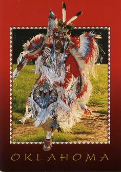 Oklahoma    OKC home of Red Earth Festival and POW Wow