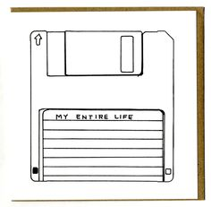 Haha-I met one of my close college friends because I left my floppy disk in a computer. He found it, and called me and we were fast friends. Only at UE!