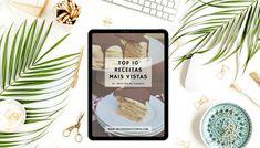 404 - Arco-íris na Cozinha Molho Béchamel, Cake Decorating, Drinks, Instagram, Cakes, Manga, Food, Mini Pancakes, Healthy Crepes