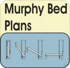 Woodworking plans Murphy Bed Construction Plans free download Murphy bed…