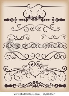 I could use this to design wire Jewelry. Wood Burning Patterns, Wood Burning Art, Scroll Pattern, Scroll Design, China Painting, Web Design, Swirl Design, Pyrography, Wire Jewelry