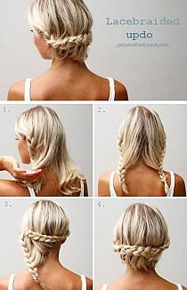 Top 10 messy braided hairstyles tutorials to be stylish this fall - Haare - Messy Braids Hair Styles Messy Braided Hairstyles, Braided Hairstyles Tutorials, Gym Hairstyles, Pretty Hairstyles, Hairstyle Ideas, Wedding Hairstyles, Stylish Hairstyles, Easy Summer Hairstyles, Amazing Hairstyles