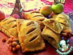 Французские пирожки с яблоками