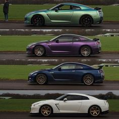 GODZILLA! which R35 would you choose? #ItsWhiteNoise #GTR #Battalion30Five @chris.w1991