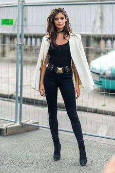 Como usar calça preta como uma fashion girl » STEAL THE LOOK