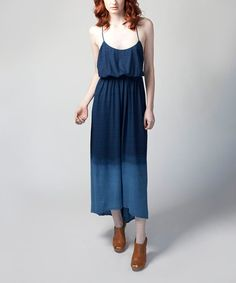 Look at this Blue Ombré Dawn Dress on #zulily today!