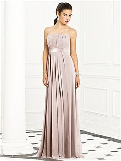 After Six Bridesmaids Style 6672 http://www.dessy.com/dresses/bridesmaid/6672/