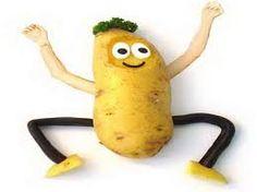 Afbeeldingsresultaat voor aardappelen stampen Happy Potato, Fruit, Disney Characters, Amazing, Salad