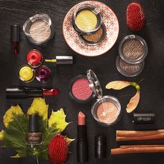 Our special selection to make your Autumn make-up fabulous!