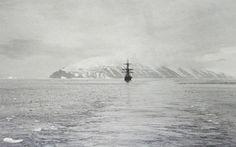 Photos taken by Antarctic explorer Reginald Koettlitz
