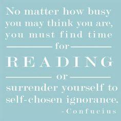 Reading. confusio