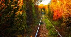 The Romanian Tunnel of Love (Otelu Rosu to Caransebes)
