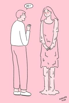 10Heartwarming Illustrations That Make You Want toFall inLove Again