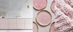 Najaarstrends Blush pink microcement