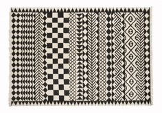 Area rug by Mum's - a small Finnish design company specialized in designing and making sustainable products.