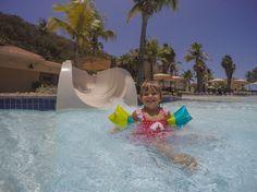 Make a splash with the family at Coqui Water Park at El Conquistador Resort