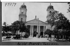 Old Church | por The Field Museum Library