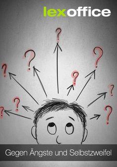 Auch die erfolgreichsten Selbstständigen kennen Zweifel und Existenzängste. 5 häufige mentale Stolperfallen und wie man ihnen entgegensteuert: http://www.lexoffice.de/blog/gegen-selbstzweifel/