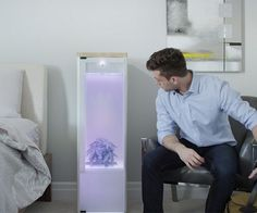 The future of indoor home growing just came to light with the Grobo Smart Indoor #Gardening System. Plant your seeds in the Grobo, tell the app what you planted, and sit back and relax while your plants grow. ● CoolShitiBuy.com