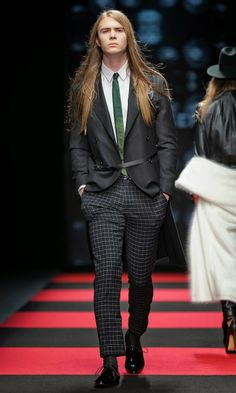 J. Lindeberg Fall/Winter 2014 - Stockholm Fashion Week   Male Fashion Trends