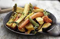 Unser beliebtes Rezept für Grillgemüse aus dem Ofen und mehr als 55.000 weitere kostenlose Rezepte auf LECKER.de.