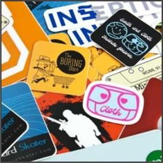 Characteristics of Custom Stickers Printing