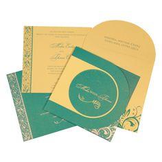 Designer Wedding Cards - AD-8264C