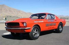 """Ford AFX Drag Cars 
