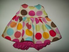 """Baby Alive  And Waldorf Doll Clothes Adorable Dress 10"""" 12"""" Or 15"""" on Etsy, $8.99"""