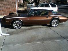 1979 Firebird - $5000