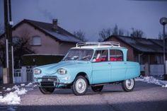 Citroen Ami 6 – 1964