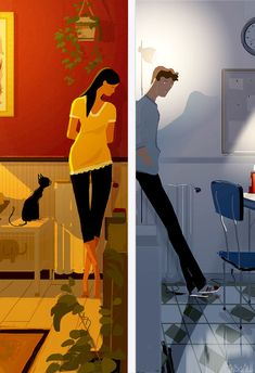 Like a good book by PascalCampion on DeviantArt