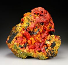 Orpiment with Realgar from Nevada