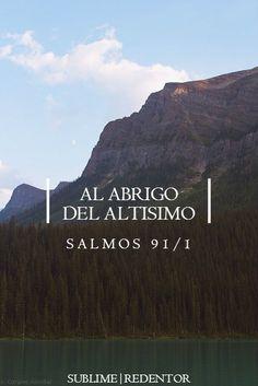"""""""SALMOS 91:1″"""