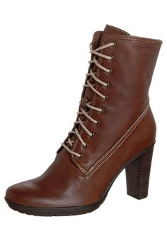 Marc O'Polo  Lace up Ankle Boots - brown £140.00